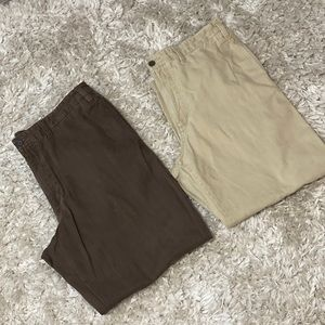 Eddie Bauer Relaxed Fit Pants